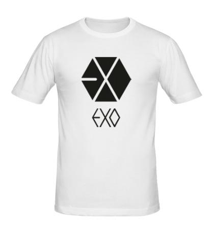 Мужская футболка Exo