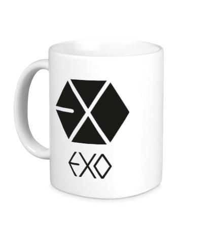 Керамическая кружка Exo