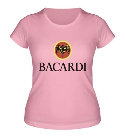Женская футболка Bacardi