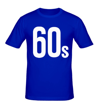 Мужская футболка Old School 60s