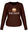 Женский лонгслив «Bacardi» - Фото 1
