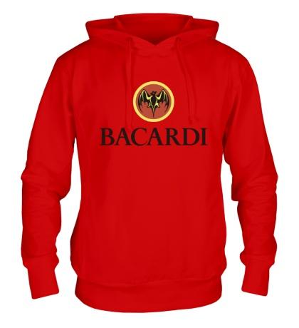 Толстовка с капюшоном Bacardi