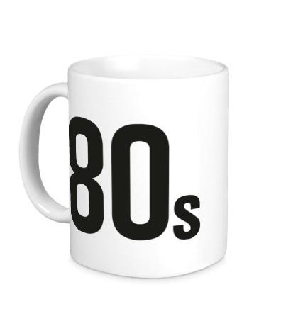 Керамическая кружка Old School 80s