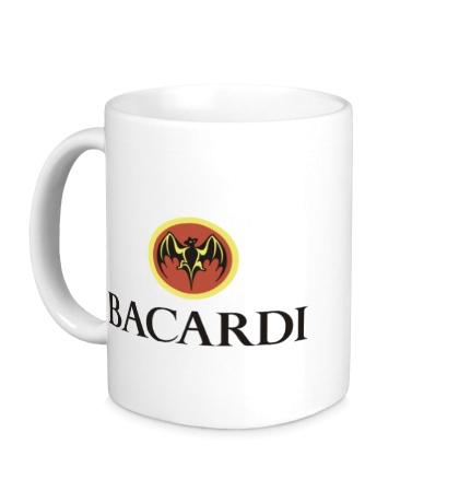 Керамическая кружка Bacardi