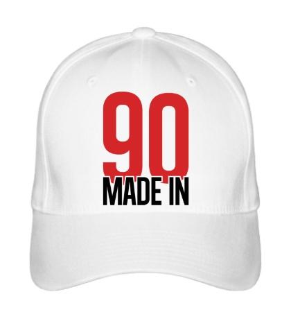 Бейсболка Made in 90s