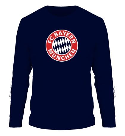 Мужской лонгслив ФК Бавария Мюнхен