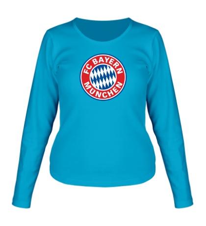 Женский лонгслив ФК Бавария Мюнхен