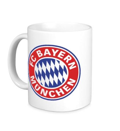 Керамическая кружка ФК Бавария Мюнхен