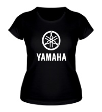 Женская футболка Yamaha