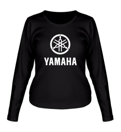Женский лонгслив Yamaha