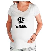 Футболка для беременной Yamaha
