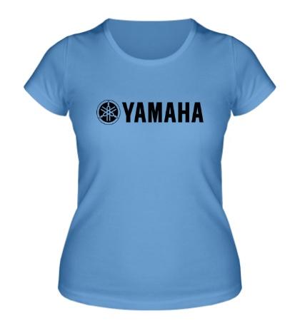 Женская футболка Yamaha Line