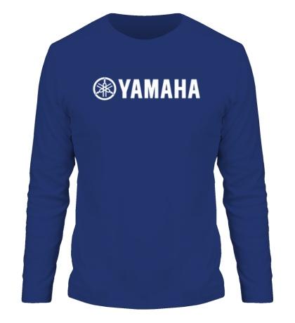 Мужской лонгслив Yamaha Line