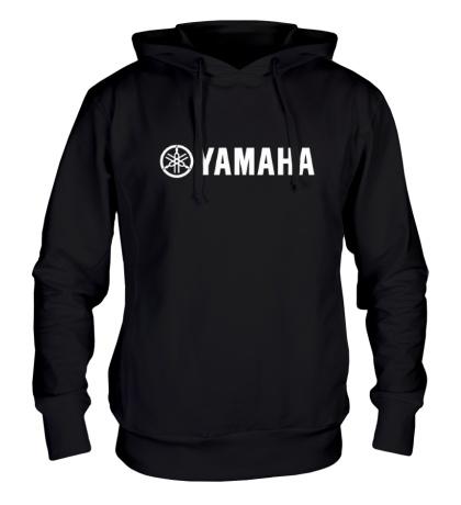 Толстовка с капюшоном Yamaha Line