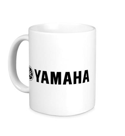 Керамическая кружка Yamaha Line