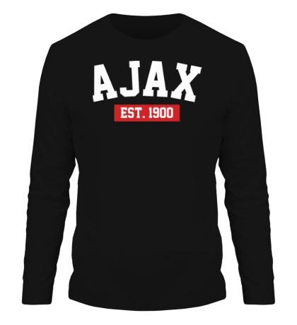 Мужской лонгслив FC Ajax Est. 1900