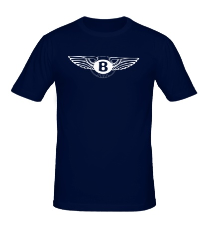 Мужская футболка Bentley