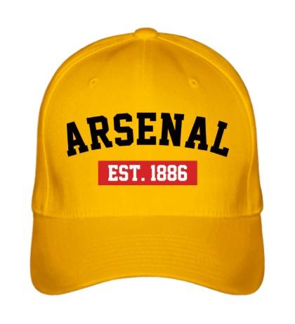 Бейсболка FC Arsenal Est. 1886