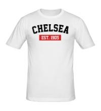 Мужская футболка FC Chelsea Est. 1905