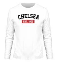 Мужской лонгслив FC Chelsea Est. 1905
