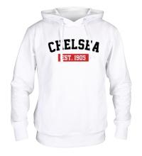 Толстовка с капюшоном FC Chelsea Est. 1905