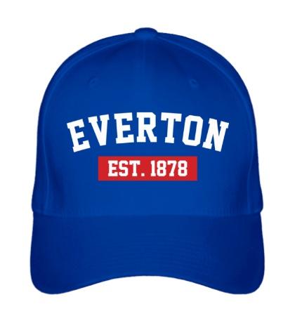 Бейсболка FC Everton Est. 1878