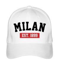 Бейсболка FC Milan Est. 1899