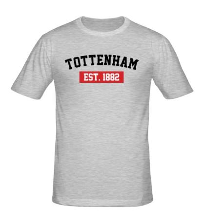 Мужская футболка FC Santos Est. 1912