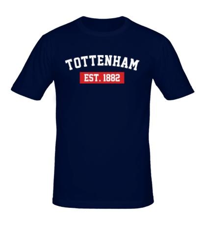 Мужская футболка «FC Santos Est. 1912»