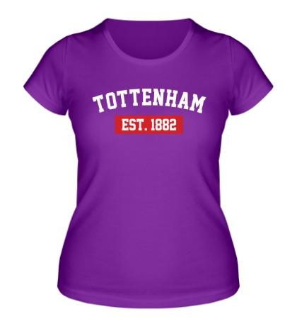 Женская футболка FC Santos Est. 1912