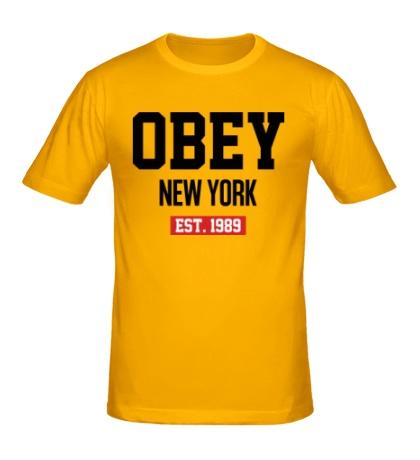 Мужская футболка Obey Est. 1989