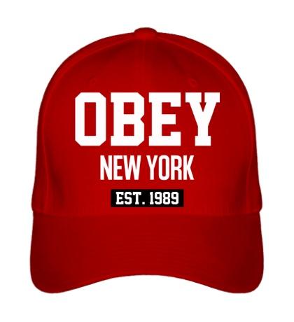 Бейсболка Obey Est. 1989