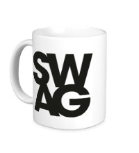 Керамическая кружка Swag