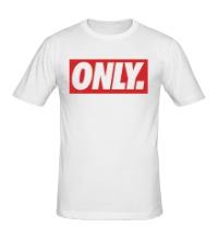 Мужская футболка Only Obey