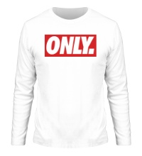 Мужской лонгслив Only Obey