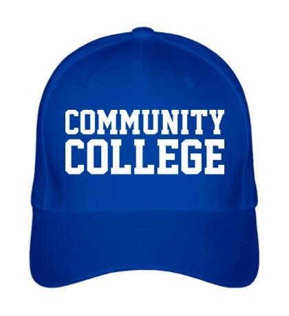 Бейсболка Community College