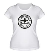 Женская футболка Workout: здоровое поколение
