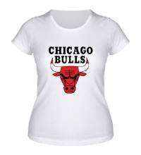 Женская футболка Chicago Bulls