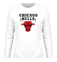 Мужской лонгслив Chicago Bulls