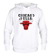 Толстовка с капюшоном Chicago Bulls