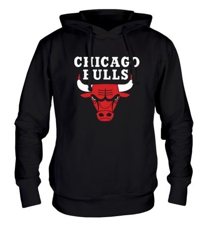 Толстовка с капюшоном «Chicago Bulls»