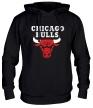 Толстовка с капюшоном «Chicago Bulls» - Фото 1