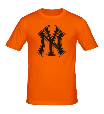 Мужская футболка NY Yankees
