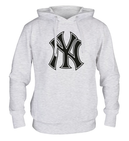 Толстовка с капюшоном NY Yankees