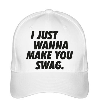 Бейсболка Make you Swag