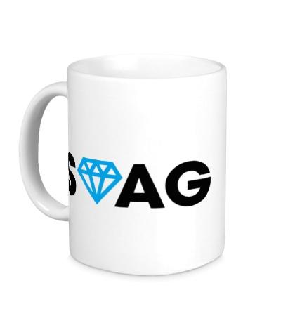 Керамическая кружка SWAG Diamond