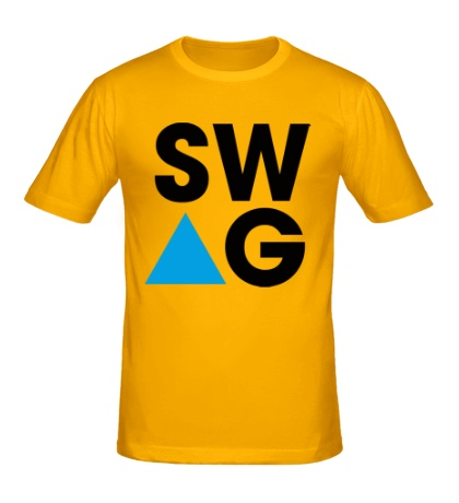 Мужская футболка SW-AG Triangle