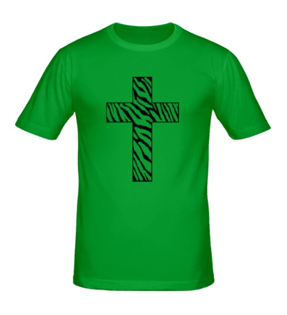 Мужская футболка Cross Tiger