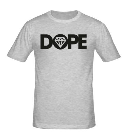 Мужская футболка Dope Diamond