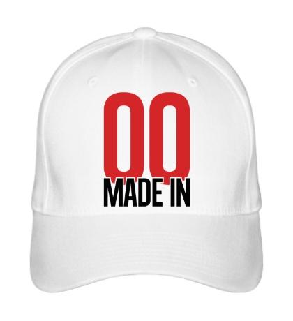 Бейсболка Made in 00s